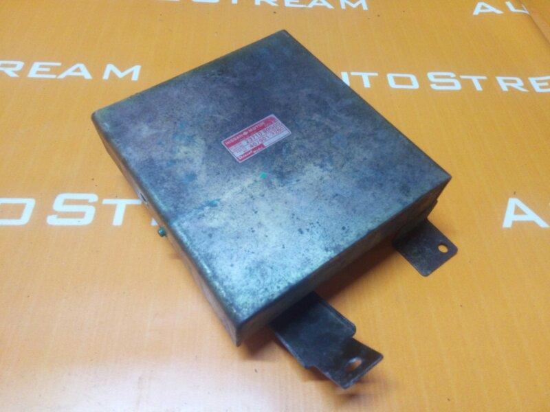 Блок управления efi Nissan Terrano WBYD21 TD27T 1988