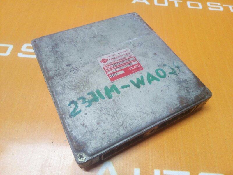 Блок управления efi Nissan Expert VENW11 YD22DD 2003