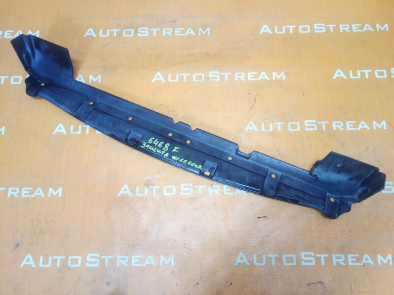 Защита бампера Subaru Legacy BL5 EJ20 2008 передняя