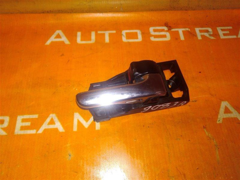Ручка двери внутренняя Toyota Kluger ACU20W 1MZFE 2001 задняя правая