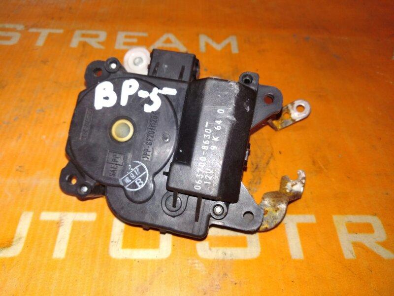 Сервопривод заслонок печки Subaru Legacy BP5 EJ203 2008