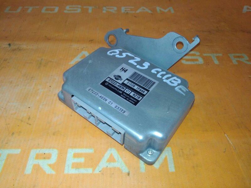 Блок переключения кпп Nissan Cube NZ12 HR15DE 2009