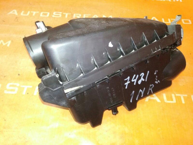 Корпус воздушного фильтра Toyota Ractis NSP120 1NRFE 2012