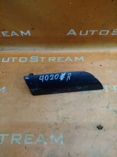 Накладка на крыло Toyota Porte NCP141 1NZFE 2013 задняя левая верхняя
