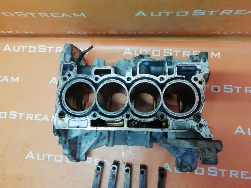 Блок цилиндров Nissan Ad VY12 HR15DE 2005