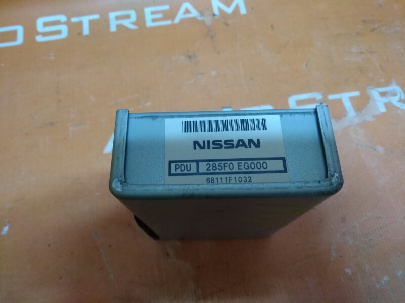 Электронный блок Nissan Fuga PY50 VQ35DE 2006
