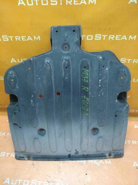 Защита Nissan Fuga GY50 VQ35DE 2006 задняя