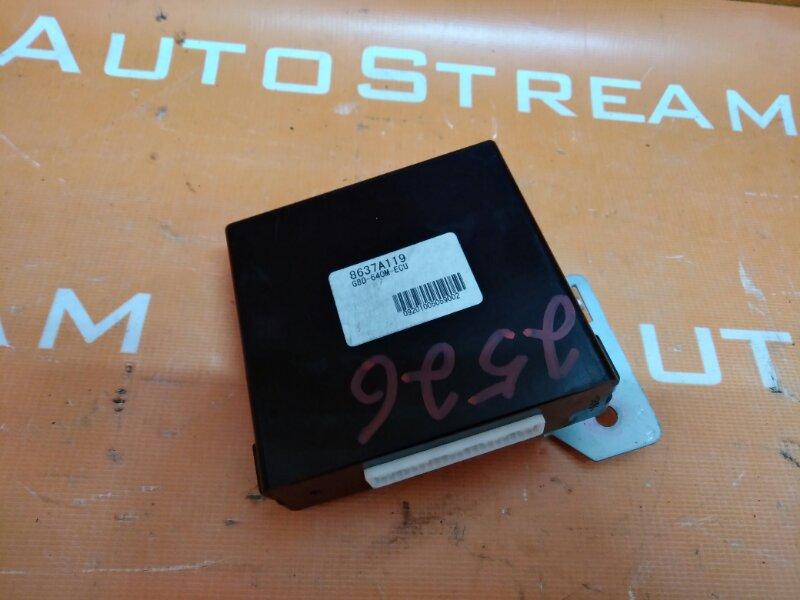 Электронный блок Mitsubishi Outlander CW5W 4B12 2006