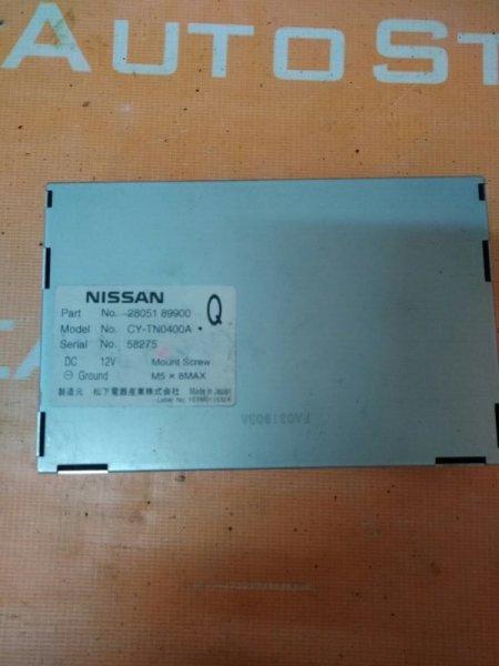 Усилитель аудио-видео системы Nissan Fuga GY50 VQ35DE 2006