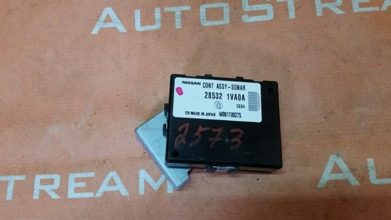 Блок управления Nissan Serena C26 MR20DD 2013
