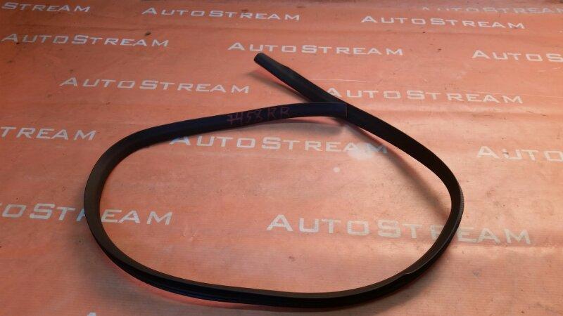 Уплотнение дверное Toyota Bb M401S K3-VE 2009 заднее правое