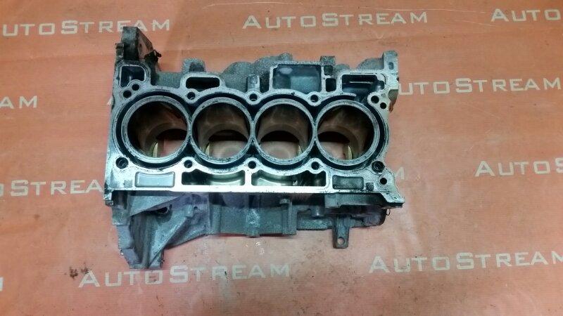 Блок цилиндров Nissan Nissan Ad VY12 HR15DE 2009