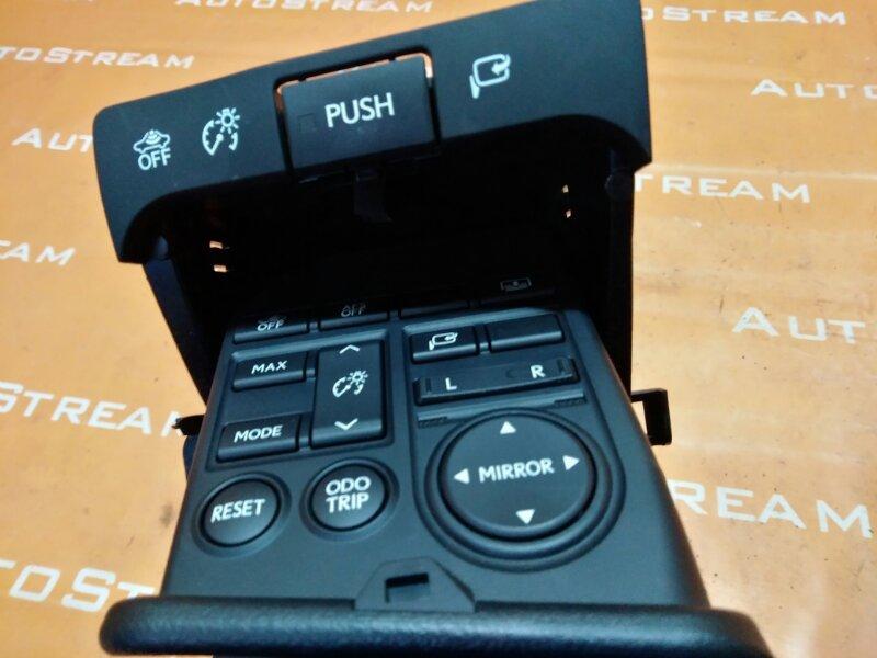 Блок управления зеркалами Lexus Gs300 GRS190 2GRFSE 2008