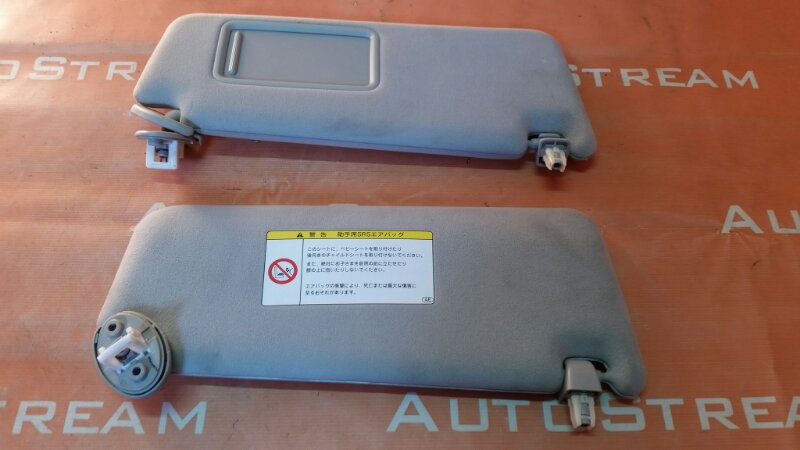 Козырек солнцезащитный Lexus Gs300 GRS190 2GRFSE 2008