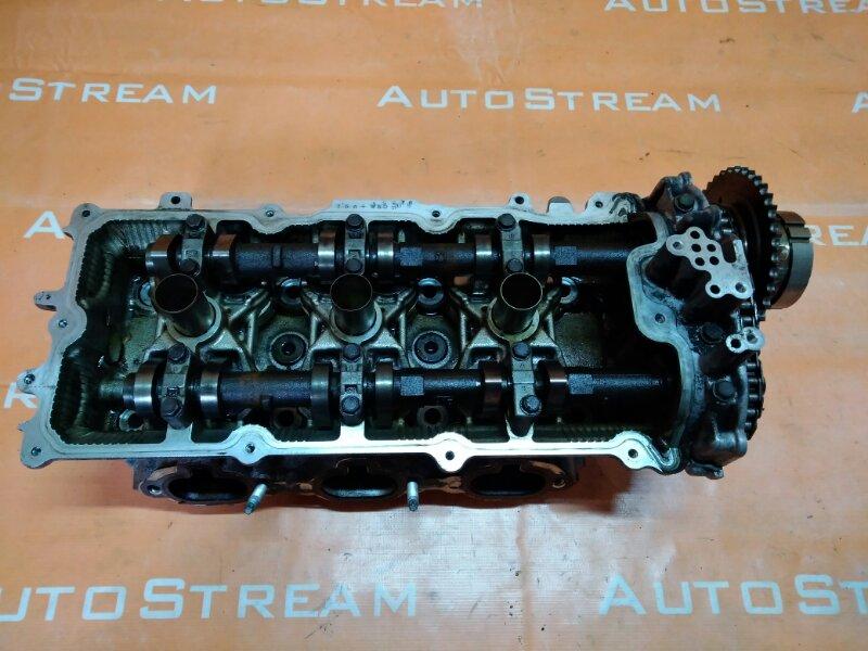 Головка блока цилиндров Nissan Elgrand E51 VQ35DE 2008 левая