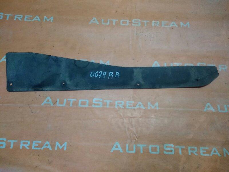 Защита Isuzu Bighorn UBS25DW 4JG2 1994 задняя правая