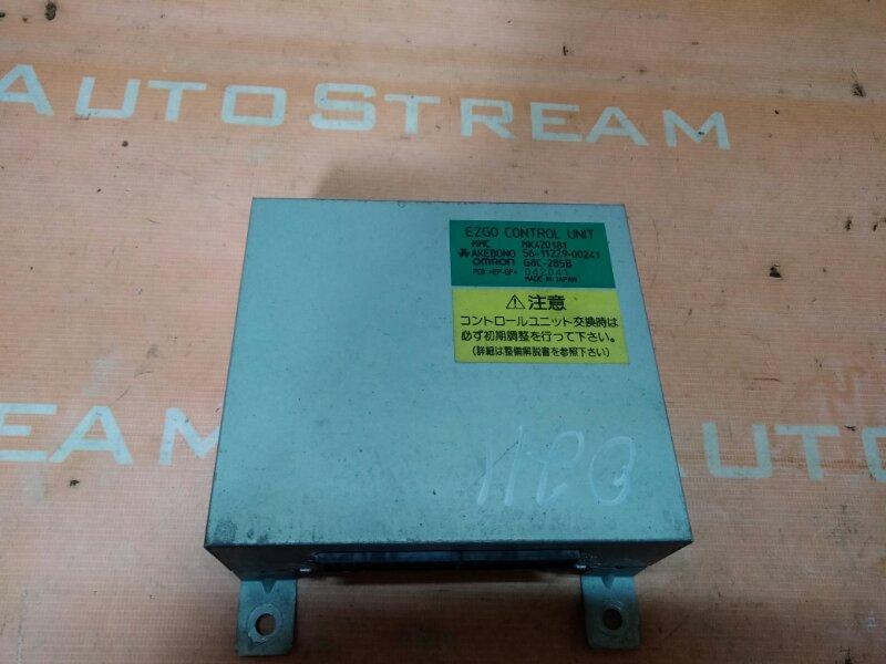 Электронный блок Mitsubishi Canter FE72DE 4M50T 2007