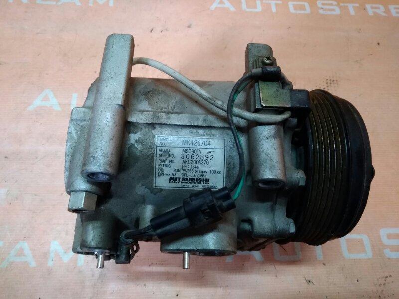 Компрессор кондиционера Mitsubishi Canter 4M50T 2007