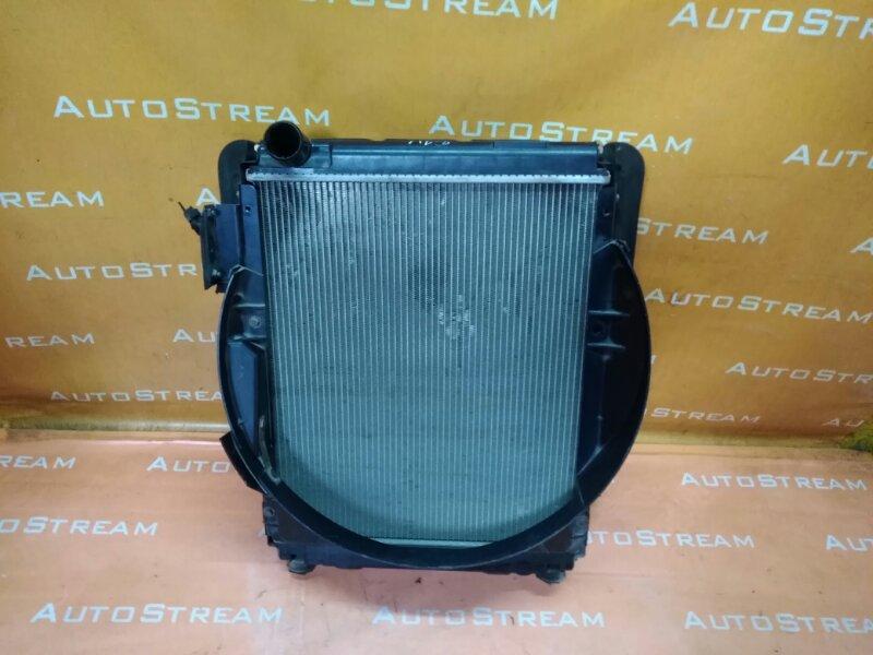 Радиатор Mitsubishi Canter FE72DE 4M50T 2007