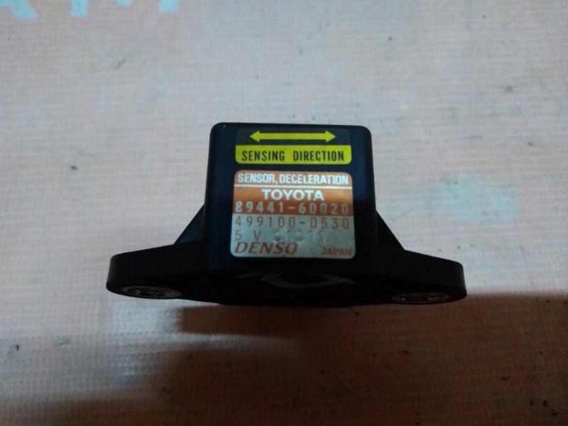 Датчик замедления Toyota Land Cruiser Prado RZJ95 3RZFE 2000
