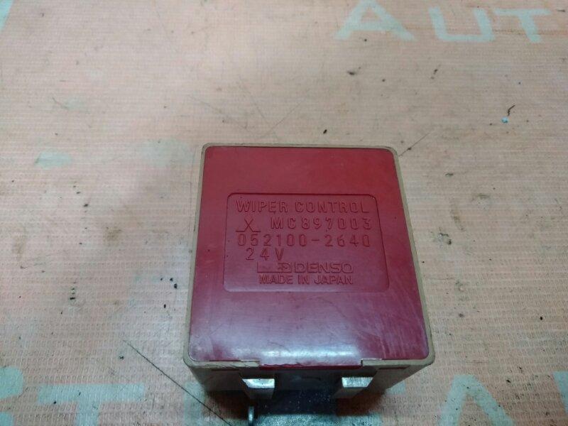 Блок управления стеклоочистителем Mitsubishi Canter FE72DE 4M50T 2007