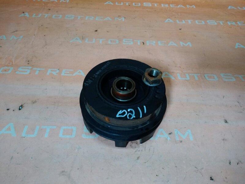 Шкив коленвала Mitsubishi Canter 4M50T 2007