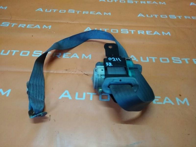 Ремень безопасности Mitsubishi Canter FE72DE 4M50T 2007 передний правый