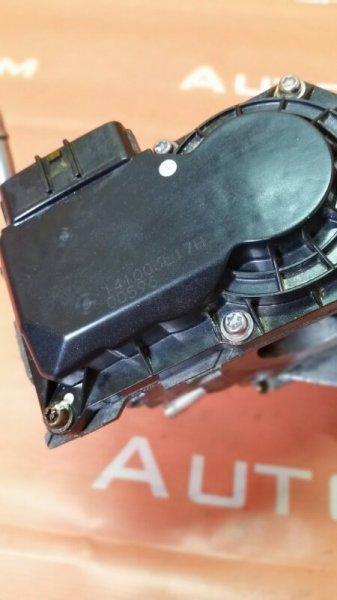 Дроссельная заслонка Honda Insight ZE2 LDA 2009