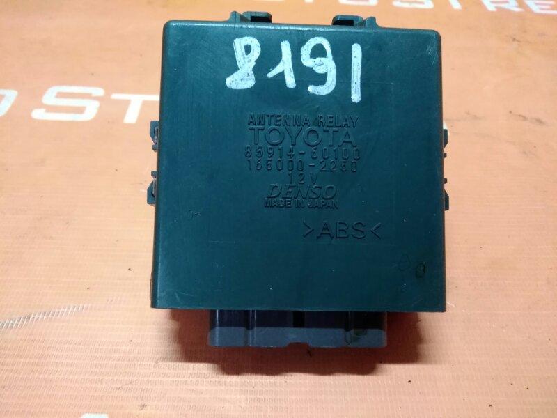 Электронный блок Toyota Land Cruiser Prado RZJ95 3RZFE 2000