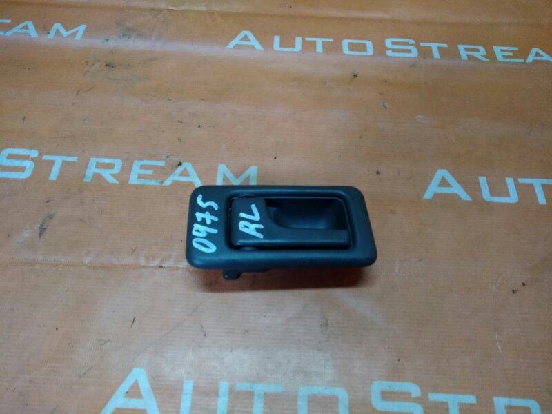 Ручка двери внутренняя Isuzu Bighorn UBS25DW 4JG2 1996 задняя левая