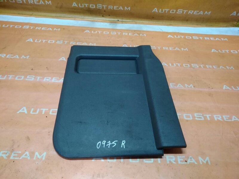 Обшивка двери багажника Isuzu Bighorn UBS25DW 4JG2 1996 задняя правая нижняя