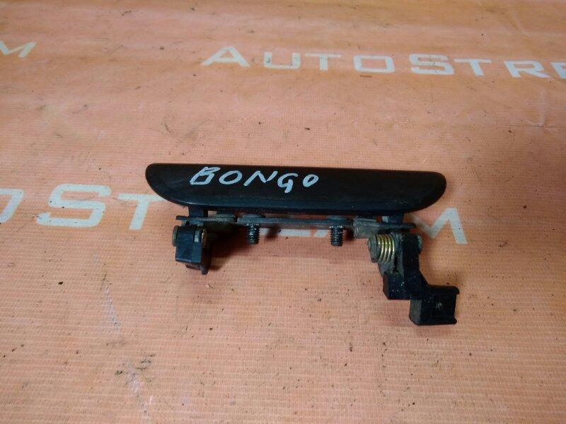 Ручка двери внешняя Mazda Bongo SLP2M 2000 передняя левая