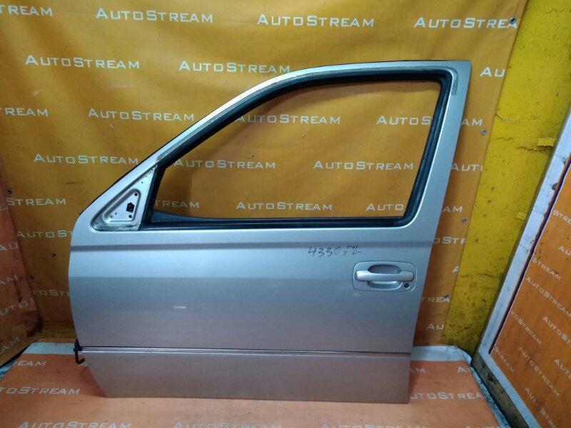 Дверь Toyota Vista Ardeo SV50 3S-FE 1998 передняя левая
