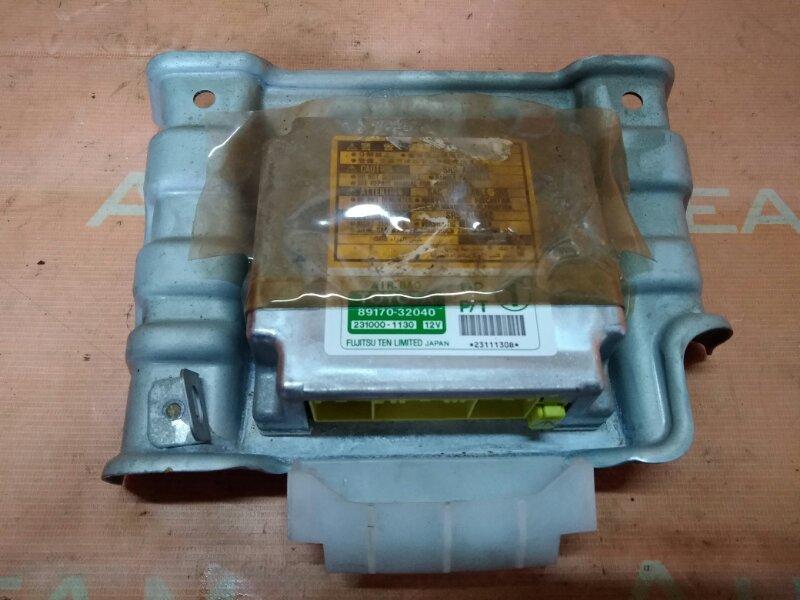 Блок управления airbag Toyota Vista Ardeo SV50 3S-FE 1998