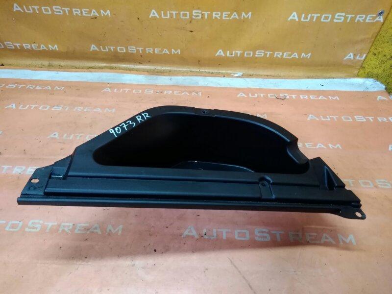 Ящик в багажник Toyota Kluger ACU20W 1MZFE 2002 задний правый