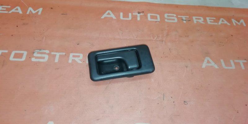 Ручка двери внутренняя Isuzu Bighorn UBS25DW 4JG2 1994 передняя левая