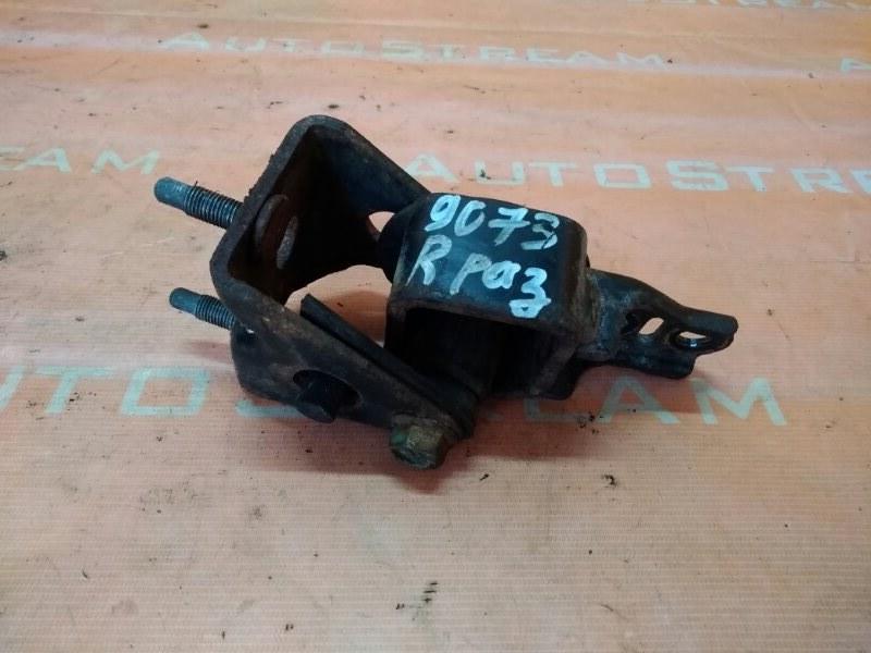 Подушка двигателя Toyota Kluger MCU25 1MZFE 2002 задняя