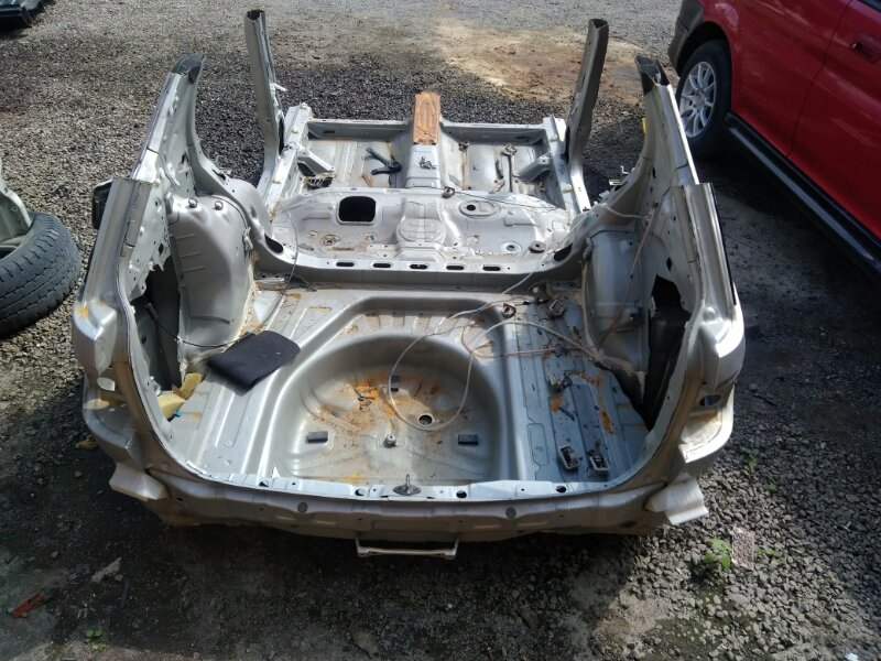 Rear cut Toyota Vista Ardeo SV50 3S-FE 1999 задний