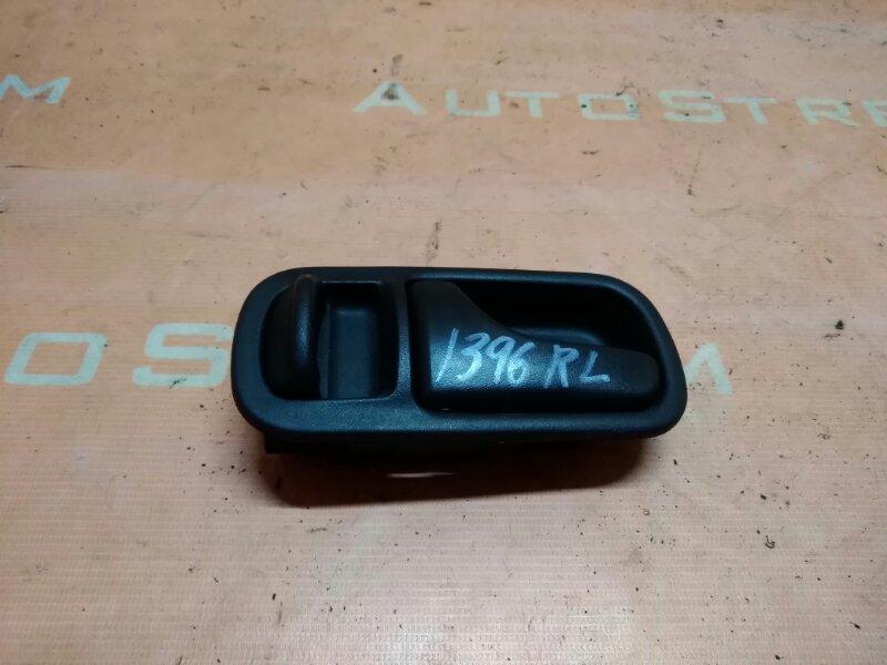 Ручка двери внутренняя Nissan Mistral R20 TD27T 1995 задняя левая