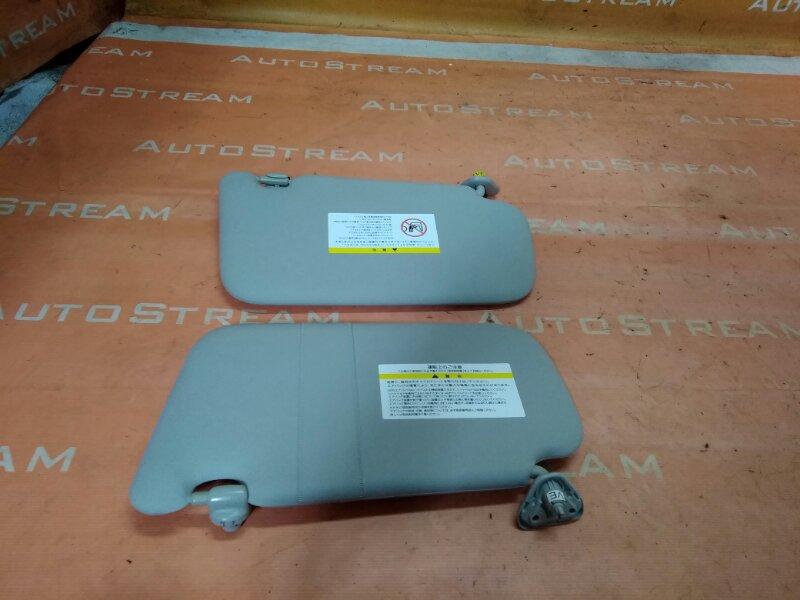 Козырек солнцезащитный Nissan Leaf ZE0 EM61 2012 передний