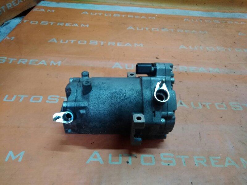 Компрессор кондиционера Nissan Leaf ZE0 EM61 2012