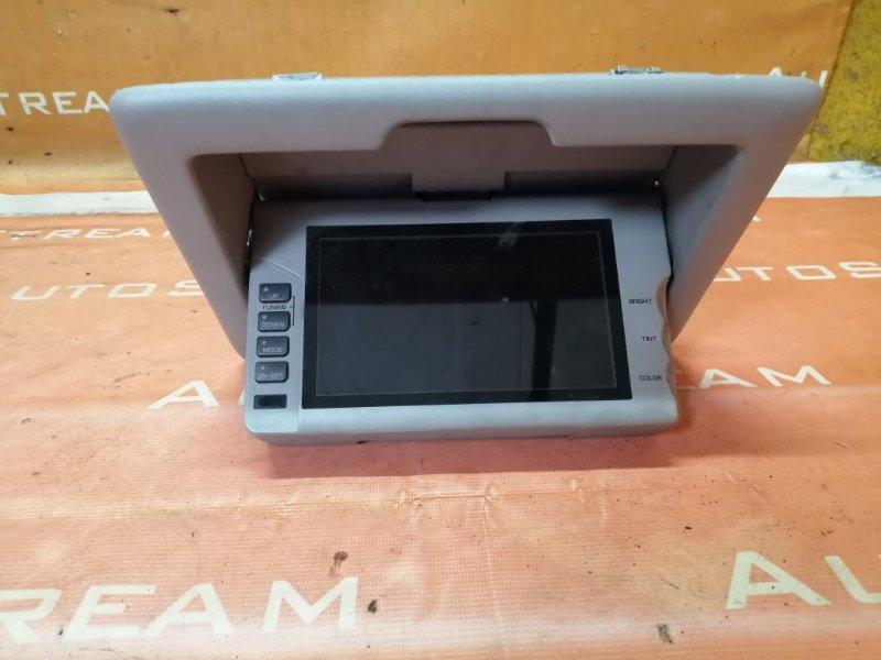 Монитор Nissan Elgrand ATE50 QD32 1999