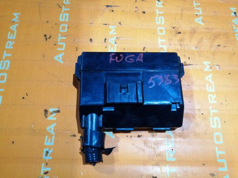 Блок предохранителей Nissan Fuga PY50 VQ35DE 2006