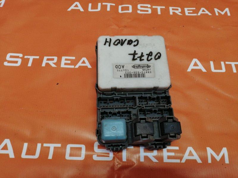 Блок предохранителей Honda Accord CF6 H23A 2000