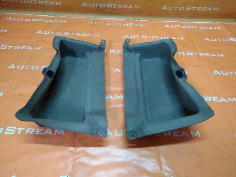 Обшивка багажника Honda Accord CF6 H23A 2000 задняя нижняя