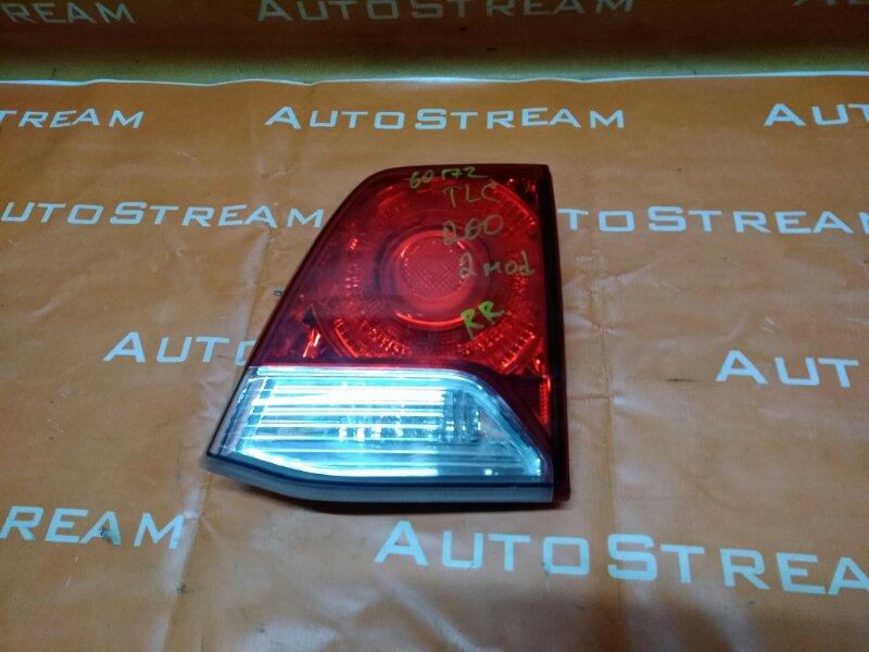 Стоп-сигнал Toyota Land Cruiser URJ201 1UR-FE 2015 задний правый