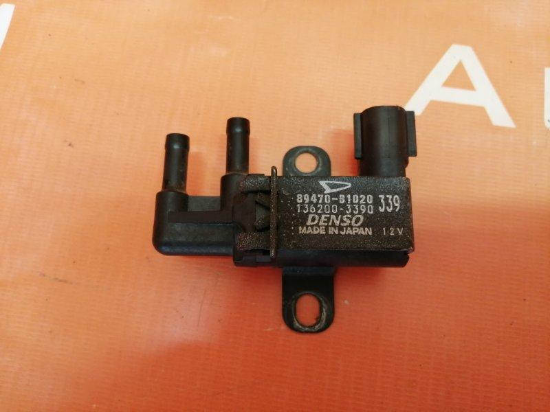 Вакуумный клапан Toyota Bb QNC20 K3-VE 2009