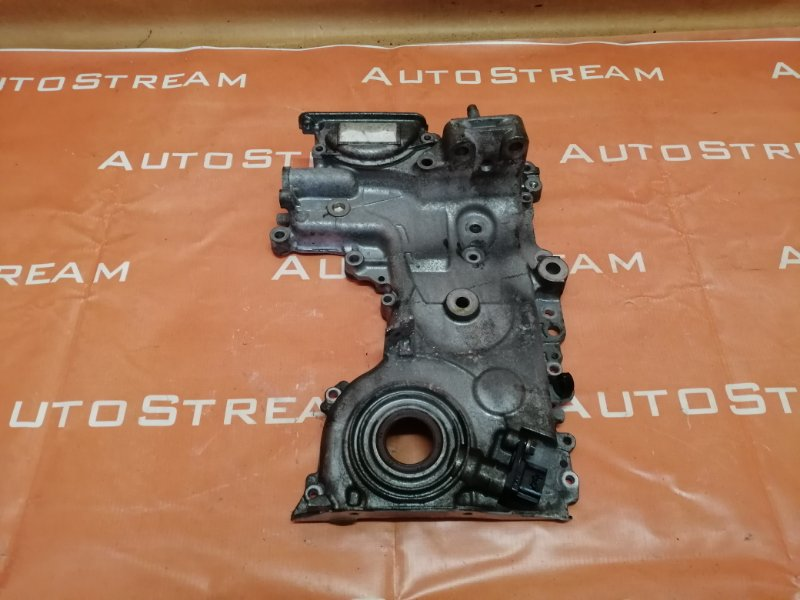 Лобовина двигателя Toyota Bb QNC20 K3-VE 2009