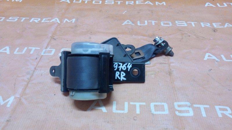 Ремень безопасности Isuzu Bighorn UBS25GW 4JG2 1996 задний правый