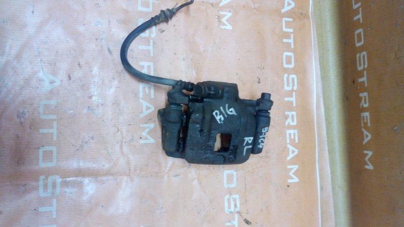 Суппорт Isuzu Bighorn UBS25GW 4JG2 1996 задний левый